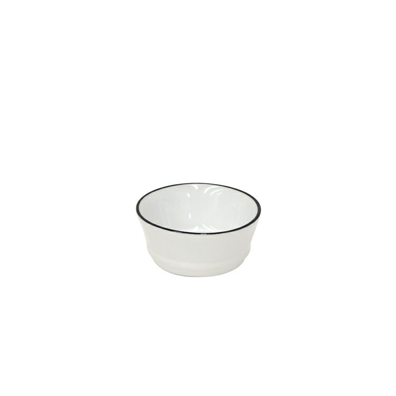 白と青のカラーが特徴のコスタ・ノバのベジャシリーズ。バターカップやテディップ皿として使えるラメキン